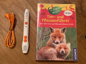 Ting Stift und Kosmos Tier und Pflanzenführer