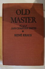 WW1 British Old Master Life of Jan Christian Smuts South Africa Reference Book