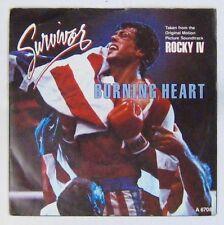 Survivor 45 tours Rocky IV Stallone 1985