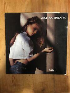 Vanessa Paradis M&J Vinyl LP
