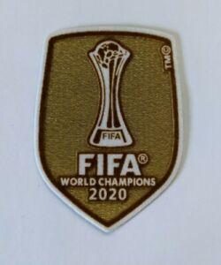 FIFA Club World Cup 2020 Champions Patch FC Bayern Munich UCL Bundesliga Champ