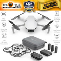 DJI Mavic Mini Fly More Combo with 12MP/2.7K Quad HD 3-Axis Gimbal Camera