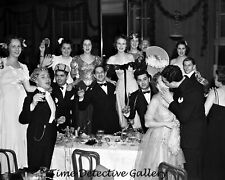 A Vintage Nightclub New Year's Eve Party - Vintage Photo Print