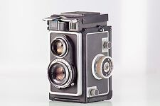 ZEISS IKON IKOFLEX IC TLR 6X6 120 REVISADA CARL ZEISS OPTON TESSAR T* 75 CLAd