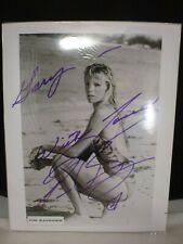 """KIM BASINGER     Hand Signed  8 X 10 """"    Photo Autograph  authentic !"""