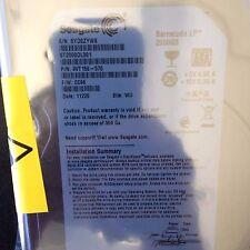 """* NEU * Seagate (ST2000DL001) 2 TB, 5900 RPM, 3.5"""" interne Festplatte"""