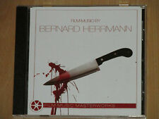 Film Music by Bernard Herrmann-Psycho-CITIZEN KANE-Vertigo-Marnie