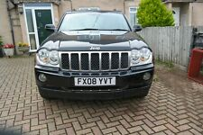 2008 Jeep Grand Cherokee 3.0CRD 4X4 Auto Limited