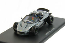 LOTUS 340R 2000, blue metallic / black Spark 1:43 S1230