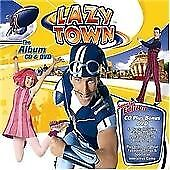 LazyTown: The Album, Lazy Town CD | 5060087563268 | Acceptable