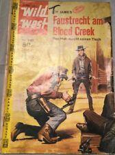 Ä Selvaggio West romanzo volume 543: pugno diritto il Blood Creek di Cy James Z: 3-4