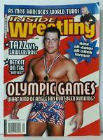 Inside Wrestling Magazine Back Issue January 2001 Kurt Tazz Benoit