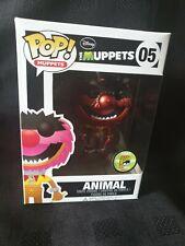 Funko Pop! Muppets! Animal #05 Metallic SDCC 2013 Ltd Ed 480 pieces. Grail Rare!