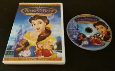 Beauty and the Beast: Belle's Magical World (DVD, Special Edition) Disney 3rd