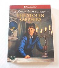 The Stolen Sapphire : A Samantha Mystery by Sarah Buckey 2006 American Girl Book