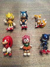 """6 Sega Jazwares 2"""" Figure Assortment"""