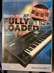 Yamaha MOTIF XF - Managing and Loading Sounds Instructional Tutorial DVD