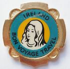 Insigne Religieux Badge IRLANDE TRAVEL IRELAND PELERINAGE ORIGINAL CATHOLIC N°2