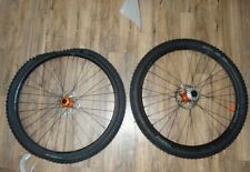 NEW Industry Nine SS specific wheelset, Duroc 40 Rims, Tires, rotors, cog!!