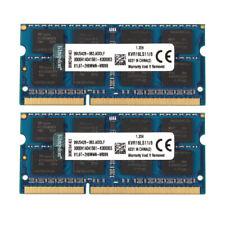 Für Kingston 16GB 2X 8GB DDR3 1600MHz PC3L-12800S Laptop RAM Arbeitsspeicher @ST