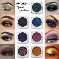 Pigment Eyeshadow Glitter Colors Eye Shadow Palette Shimmer Cosmetic Makeup 2r