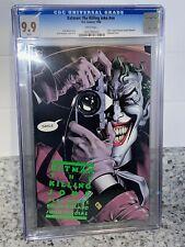 BATMAN: THE KILLING JOKE #nn CGC 9.9 1st Print Alan Moore Joker 1988 DC