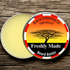 Freshly Made 3x30ml Beard Butter 'ANY SCENT' | Natural Balm Butter Soap