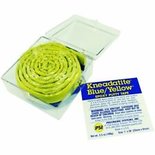 Kneadatite Green Stuff Blue/Yellow Two-Part Epoxy Roll Putty HOBBY MODELING
