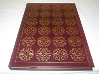 Easton Press MAGGIE GIRL OF STREETS Stephen Crane LEATHER American Lit 1ST FINE!