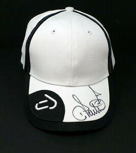 Ian POULTER Signed Autograph on IJP Own Brand Golf Cap Autograph AFTAL RD COA