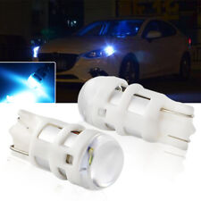 Ice Blue T10 W5W 2825 LED Bulbs For Parking Position Lights (Powered By Osram)