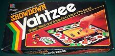 1991 Showdown Yahtzee Game - 100% Complete - Great Contents - Vgc