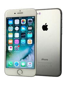 Apple iPhone 7, 128GB, silber, in OVP vom Händler Rg mit MwSt. MN932ZD/A