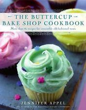 Buttercup Bake Shop Cookbook, Appel, Jennifer, Good Condition, Book