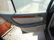 GS300     1998-2005  Door Trim Panel, DRIVER SIDE Rear 37015