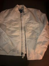 NWT Men's LEVI'S® MADE & CRAFTED® Tanker Jacket White Sz XL $348