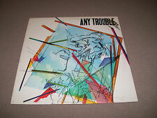 "Any Trouble ‎– Any Trouble - EMI America Vinyl 12"" LP - Promo - 1983 - NM"