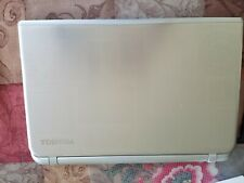 "Toshiba Satellite S50-B 15"" i5 4210 (1.7GHz to 2.4GHz) 8 GB Ram 500GB SSD"