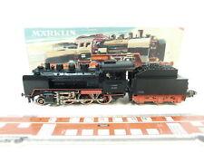 BC740-1# Märklin H0/AC 3003 Dampflok/Dampflokomotive 24 058/FM 809 DB, OVP