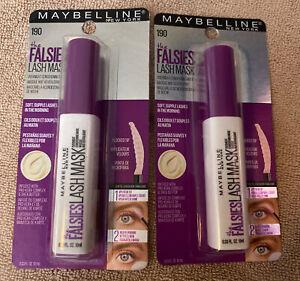 2 Maybelline New York The Falsies Lash #190 Mask Overnight Conditioning Mask 228