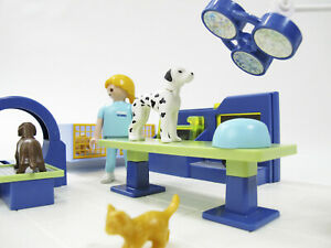 Playmobil Tierarztpraxis Tierarzt 4346