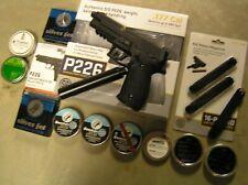 NEW SIG SAUER P226 PELLET PISTOL