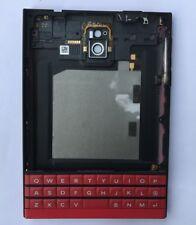 Original Battery Cover+Frame+Keypad For Blackberry Passport Q30 1st New Red