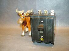 Square D QOB340 Circuit Breaker 40 Amp 3-Pole 120/240V
