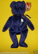 PRINCESS  Diana 1st Edition RareTy Beanie Baby Mint With Tags Exclusive