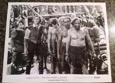 Vintage The Sea Hawk Movie Still 1940 Errol Flynn