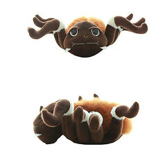 Lovely Brown Spider Spiderman Plush Doll Stuffed Toy Great Gift New 17 In.