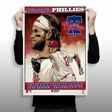 "Philadelphia Phillies 2020 Season 18"" x 24"" Limited Edition Serigraph"