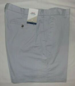 IZOD Men's Saltwater Relaxed Classics Stretch Shorts 40 42 44 Inseam 7 New