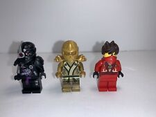 Lego Ninjago Mini Figure Lot